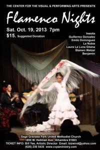 FlamencoNightsPoster