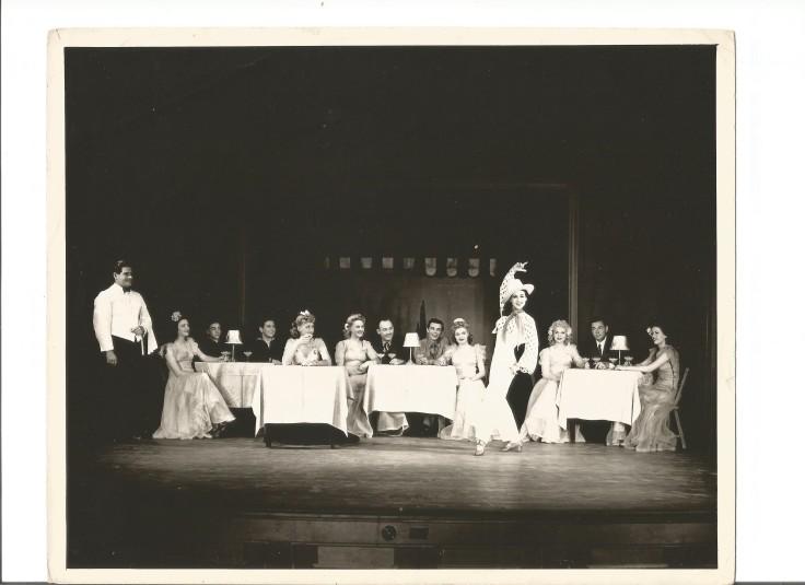 Inesita in The New Meet the People 1943Photo