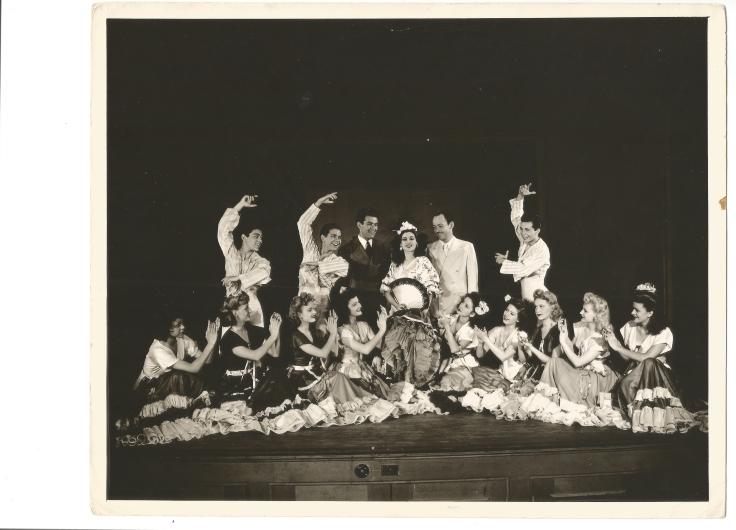 Inesita in The New Meet the People 1943