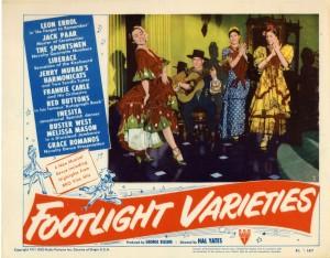 Poster of FootLight Varieties with Inesita and Heredias