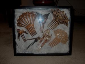 Spanish Combs from Margarita Silva