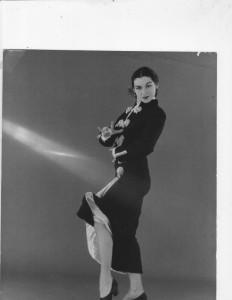 Vaquera costume photo by Ormond Gigli 1955 (850 x 1100)